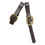Bit Straps with Swage Buckle