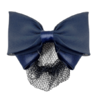 Show Bow with Hair Net