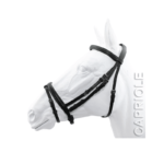 Capriole Bridle, Backed