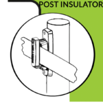 Electrical Fencing Insulator 40mm