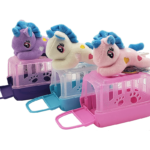 Unicorn with Carry Case