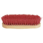 Show Time Dandy Brush, Wooden Base
