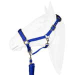 EquiStride Derby Halter with Lead