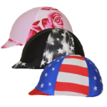 Hat Cover, Lycra with Patterns