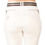 Equileisure Ladies Full Seat Crown Breeches