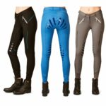 Equileisure Breeches with Silicone Stripes