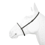 Capriole Rolled Cavesson Noseband