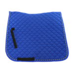 Numnah Dressage Square with Single Piping