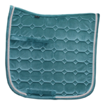 Velour Numnah, Dressage Square