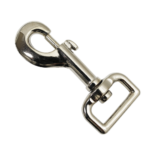 Snap Hook with Square Eye