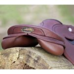 DT Butterfly Sandra Eventing Saddle