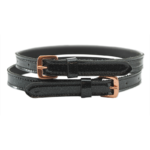 Spur Straps with Rose Gold Buckle