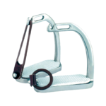 Stainless Steel Peacock Stirrup Irons