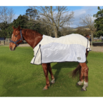 Fly Rug with Cotton & Mesh