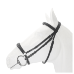 Bridle, Raised & Backed Cavesson MK1