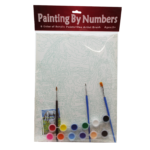 Paint by Number, Horses