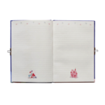 Lockable Unicorn Rainbow Diary
