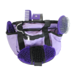 Show Time Grooming Tote Bag with Brushes