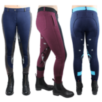 Equileisure Silicone, Liberty Bling Breeches