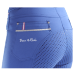 Equileisure Silicone Born 2 Ride Breeches