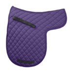 Dressage Numnah Shaped with High Rise