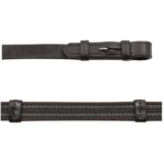 Capriole Two Rubber Web Cleated Reins