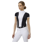 Cavalliera Mademoiselle Technical Short Sleeve Show Shirt