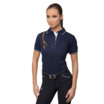 Cavalliera, Luxury Pique Polo Shirt
