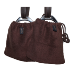 Stirrup Iron Fleece Bags, Capriole